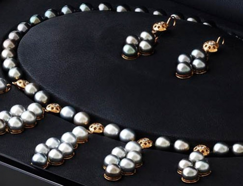 Queen of Pearls – necklace
